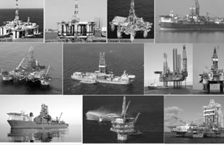 Offshore Rig Types